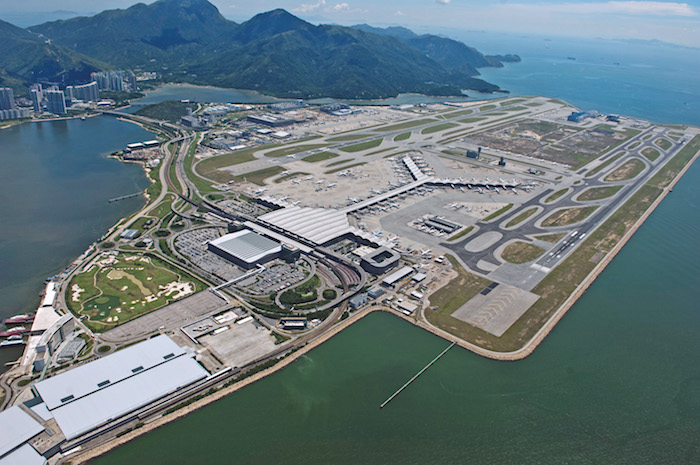 Hong Kong International Airport continues to ride the cargo wave in April