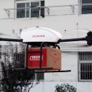 JD.com looks to develop drones capable of carrying 1 tonne payloads