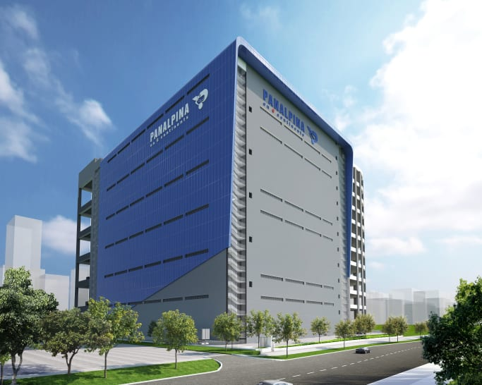 Panalpina's Singapore investment largest in history outside of Europe