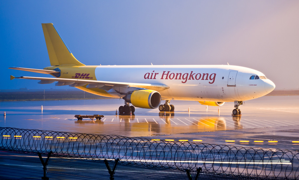 Cathay buys out DHL shares in Air Hong Kong joint venture