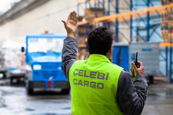 Celebi Delhi Cargo Terminal goes live with Kale's Galaxy