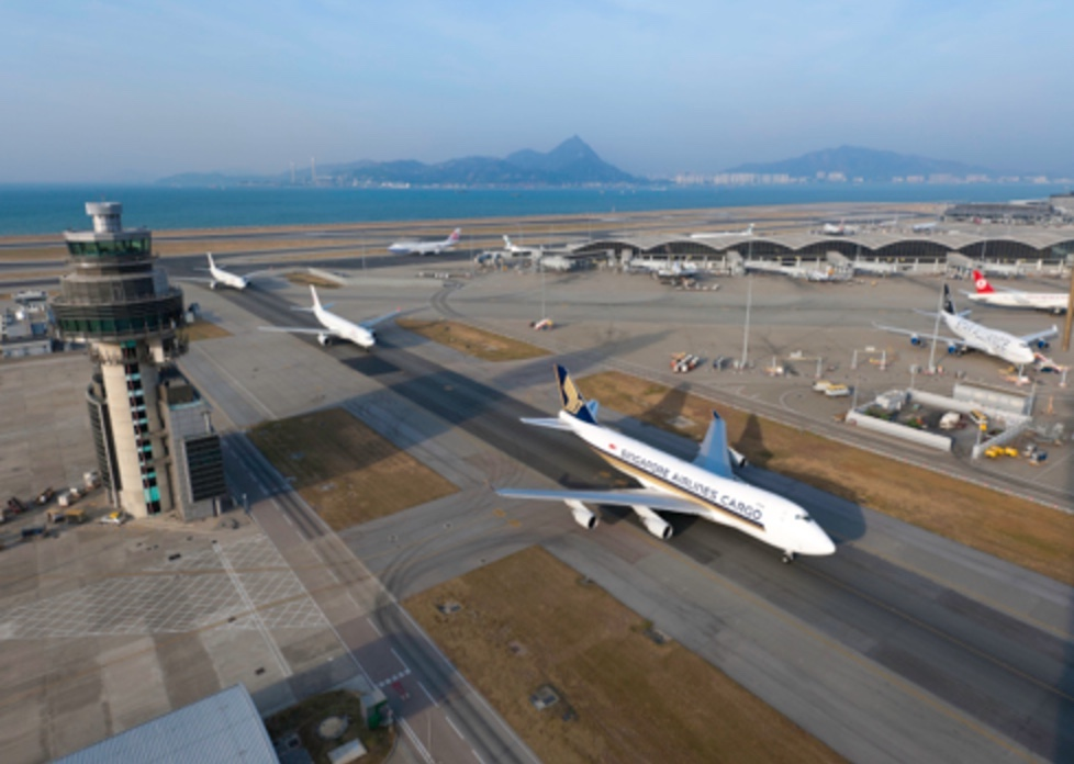HKIA records 2.5% dip in cargo volumes in March