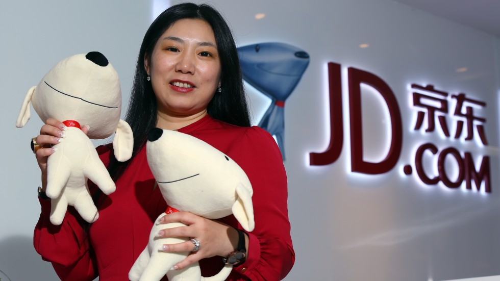 Alibaba's Chinese rival JD.com sees Q2 loss widen