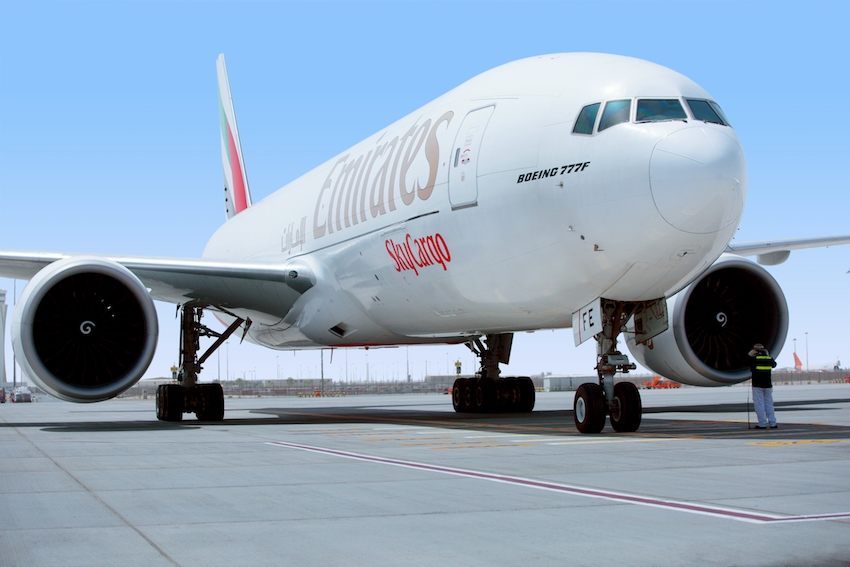 51,000 tonnes of pharma & GDP re-validation for Emirates