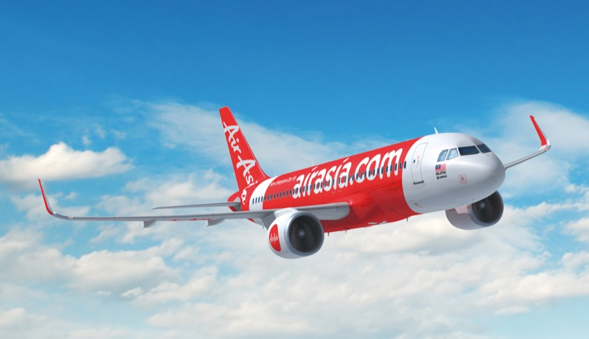 GEGAS takes delivery of Tianjin Factory produced A320neo for AirAsia