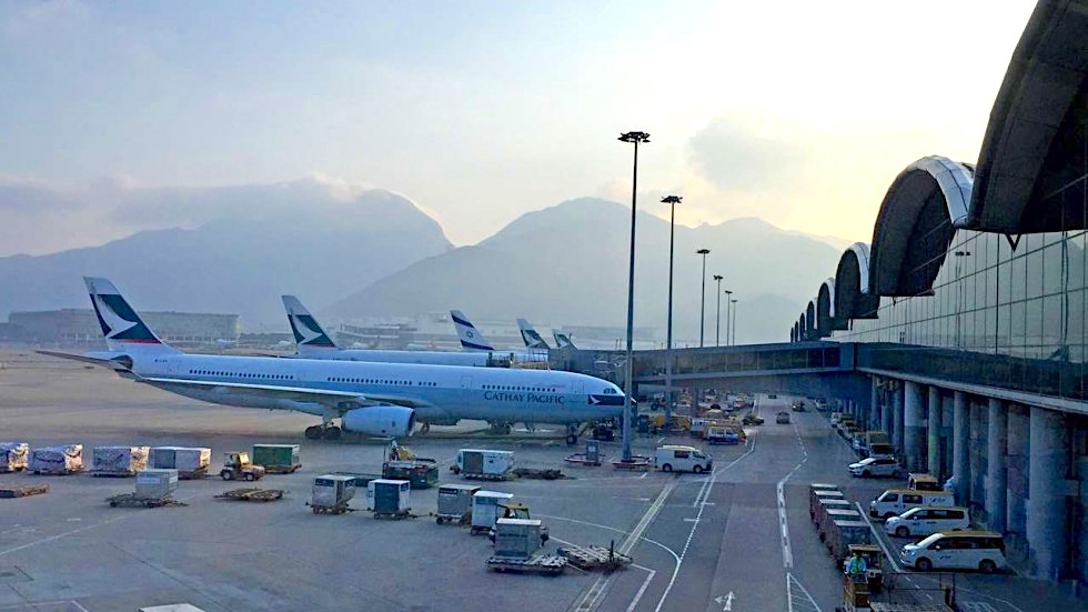 Hong Kong continues healthy cargo growth in September