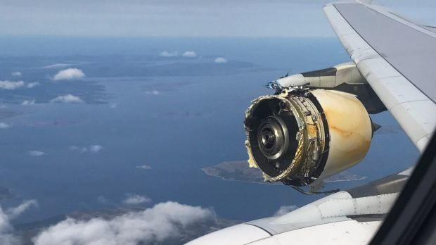 Air France A380 suffers engine failure over Greenland