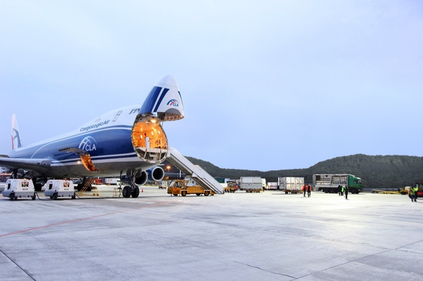 CargoLogicAir adds weekly Tel Aviv service via FRA