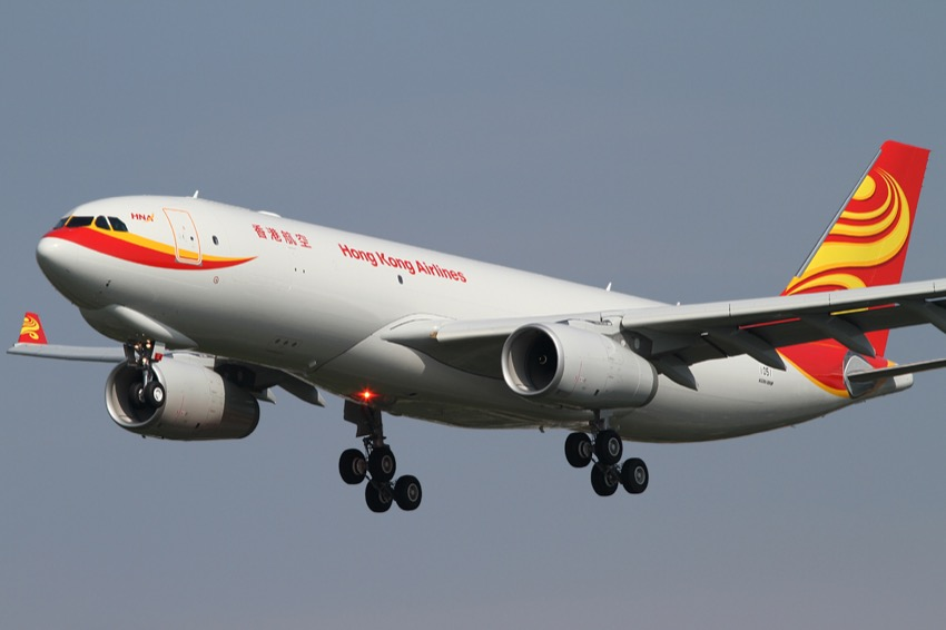 Hong Kong Airlines, cargo subsidiary under one roof at AAT
