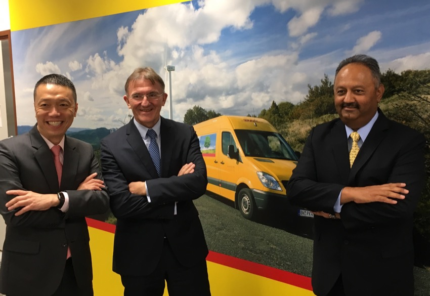 """""""Second wave"""" of global economic growth drives DHL Express' HKG hub expansion"""