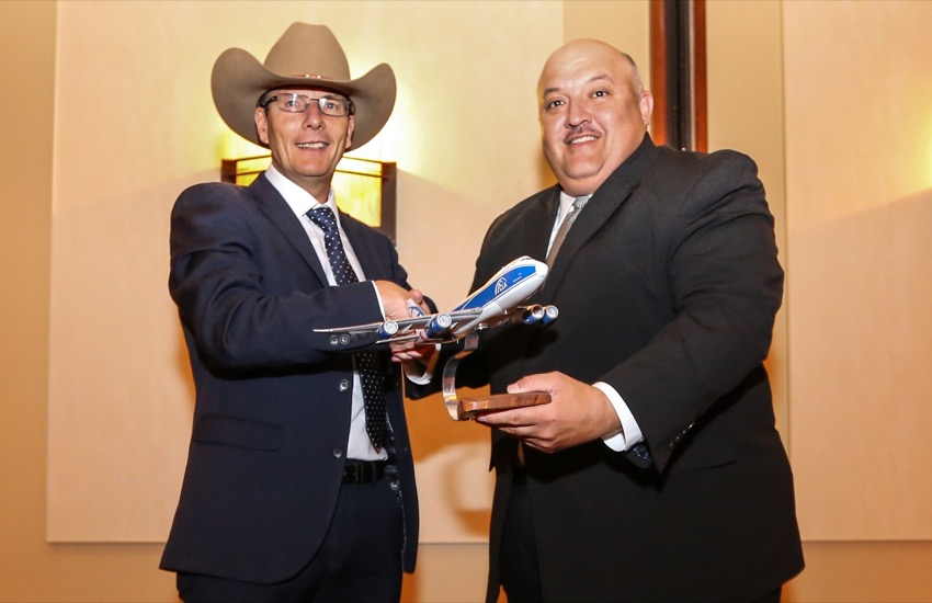 US oil and gas sector pumping CargoLogicAir's first scheduled route