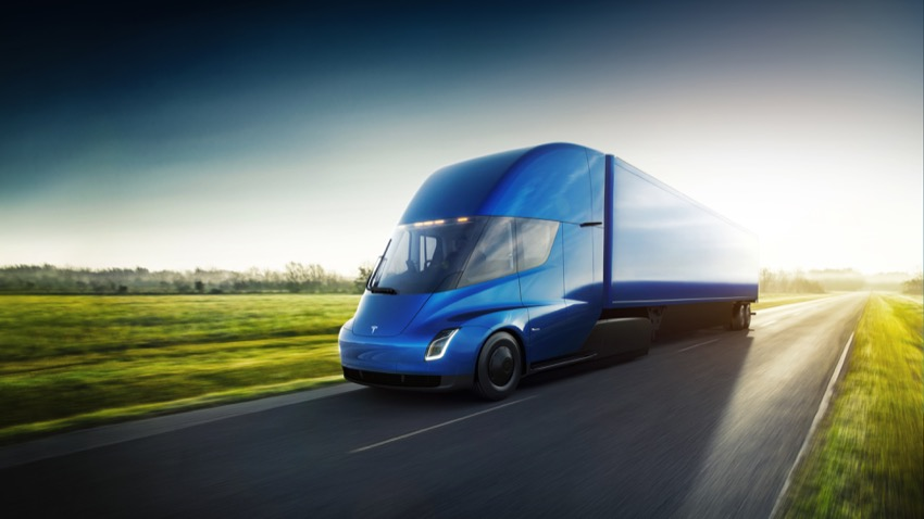 DHL Supply Chain orders 10 Tesla Semi Trucks