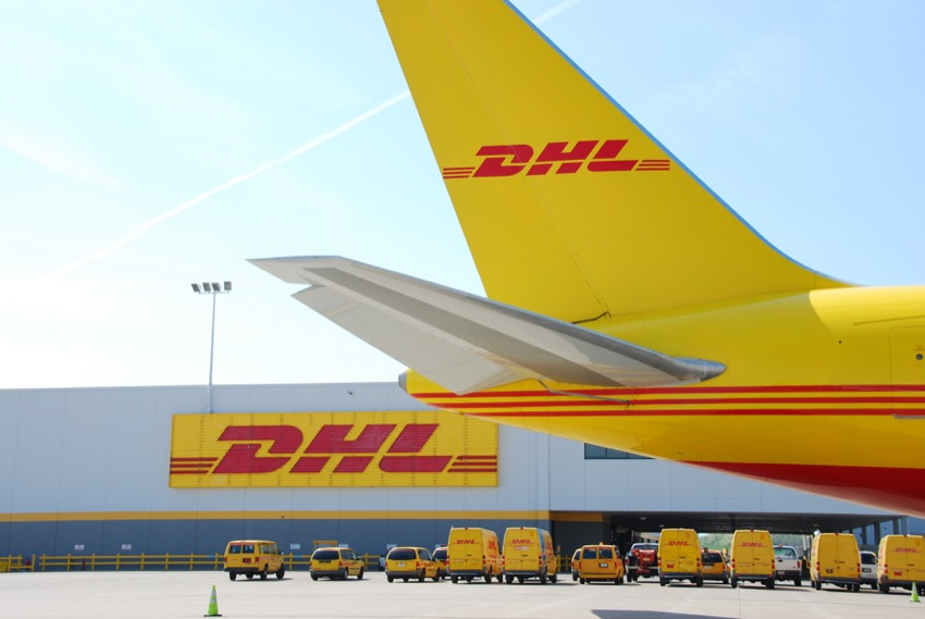 DHL Forwading introduces online freight quote & book service