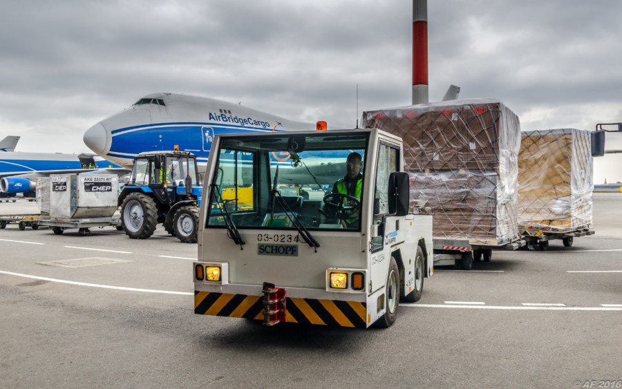 China, Southeast Asia account for 20% of Sheremetyevo's cargo