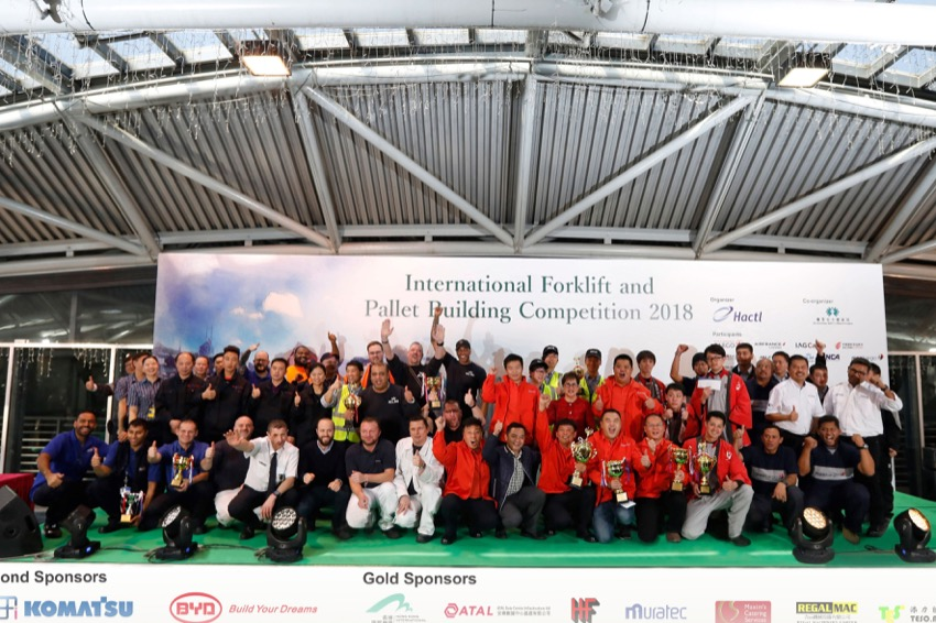 China Southern, Japan Airlines dominate Hactl competition