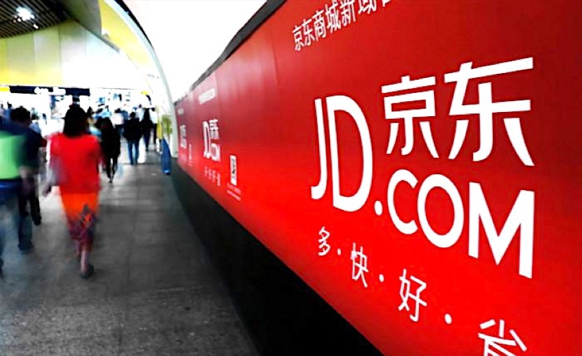 China's JD.com opens Paris office, invests in Vietnam's Tiki