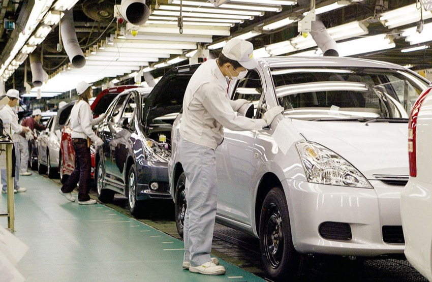 Tied to auto sector, Japan will see moderate growth: DHL Trade Barometer