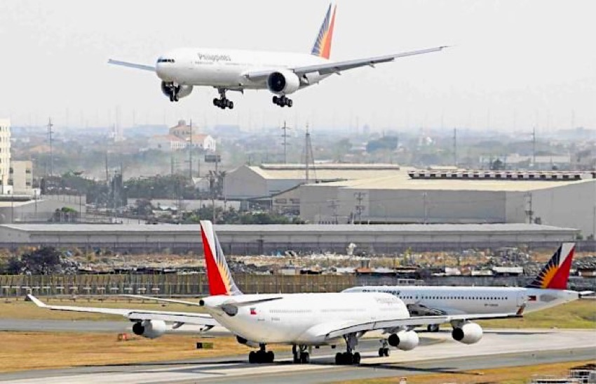 Asia airport congestion