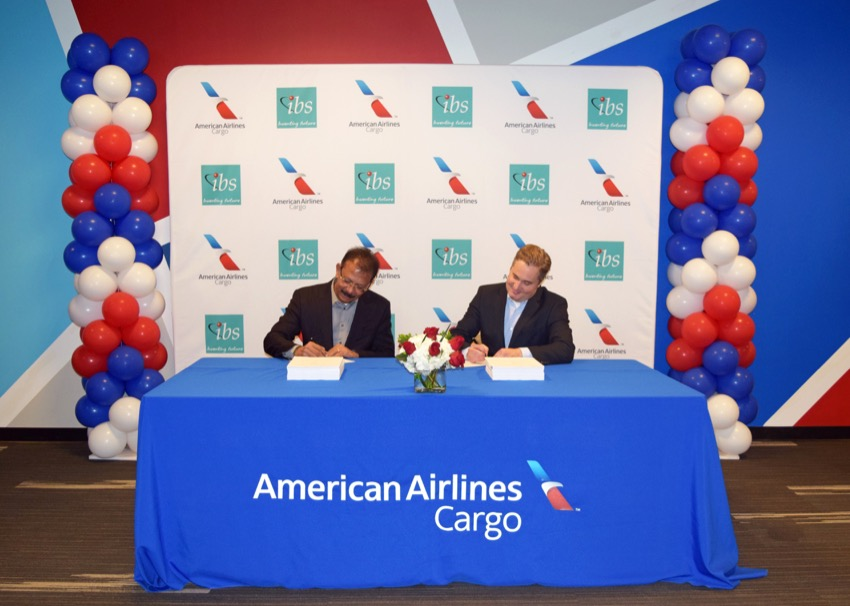 American Airlines Cargo opts for IBS for IT transformation