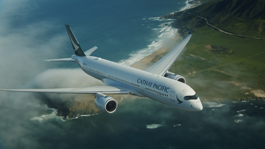 WFS picks up Cathay Cargo contract in Brussels and Copenhagen