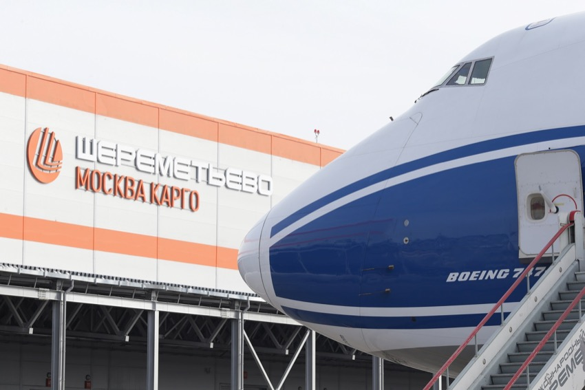 Sheremetyevo unveils Moscow Cargo terminal, readies for next phase