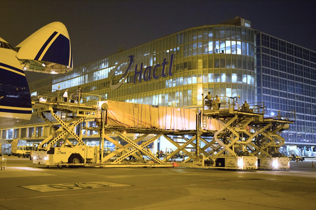 Hactl steps up for AirBridgeCargo Airlines outsize challenge