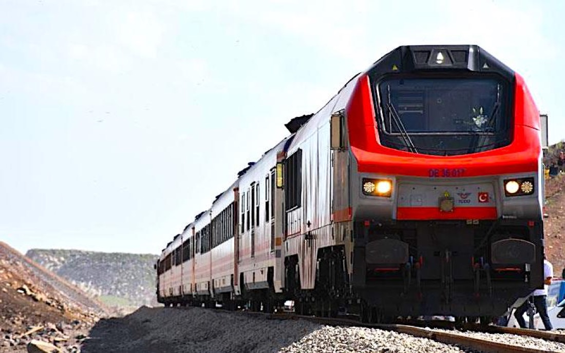 Kerry continues its Belt & Road drive with new Caucasus rail service
