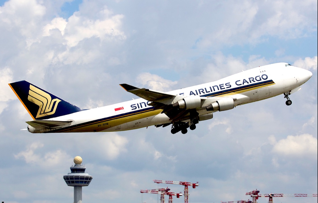 SIA Cargo renews contracts with Worldwide Flight Services in CDG, LHR