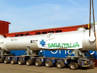 Saga Italia Kerry Logistics