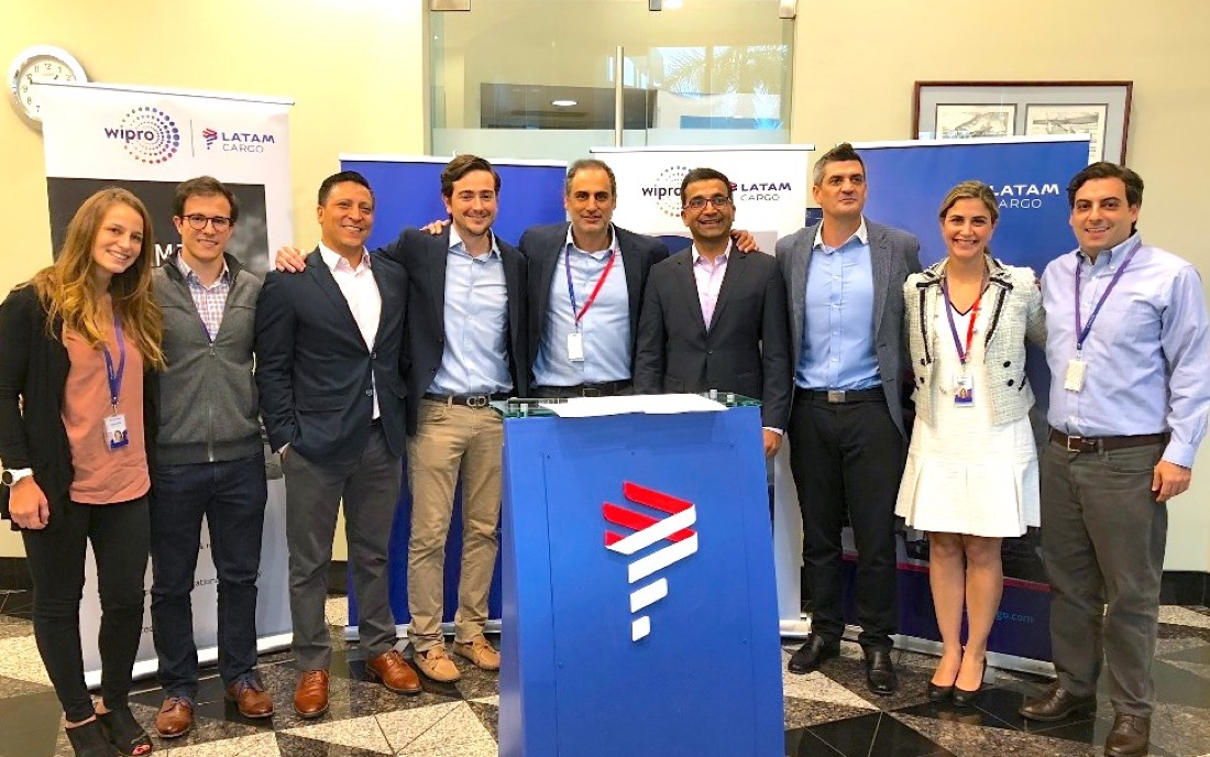 LATAM Cargo takes digital leap forward with Wipro's CROAMIS