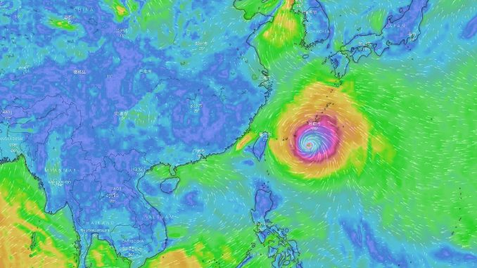 Super Typhoon Maria
