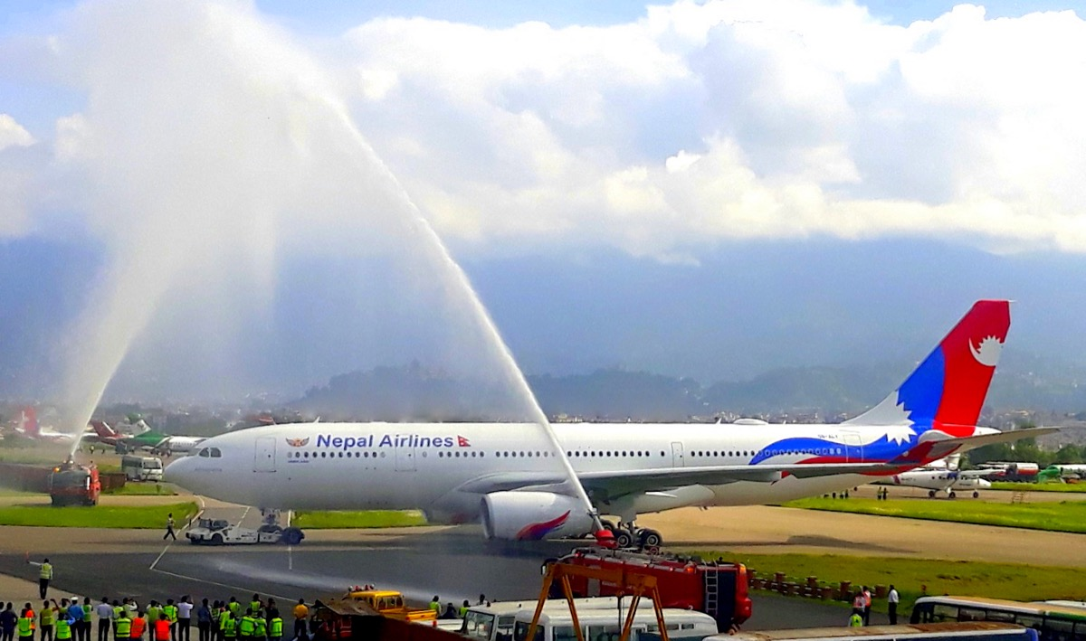 Nepal Airlines Signs Uld Management Agreement With Unilode