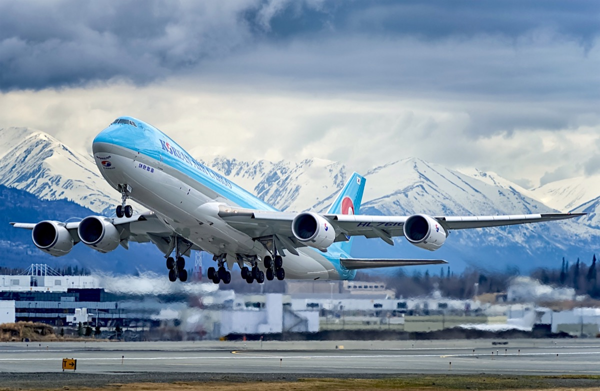 Anchorage International Airport reports healthy half-year cargo growth