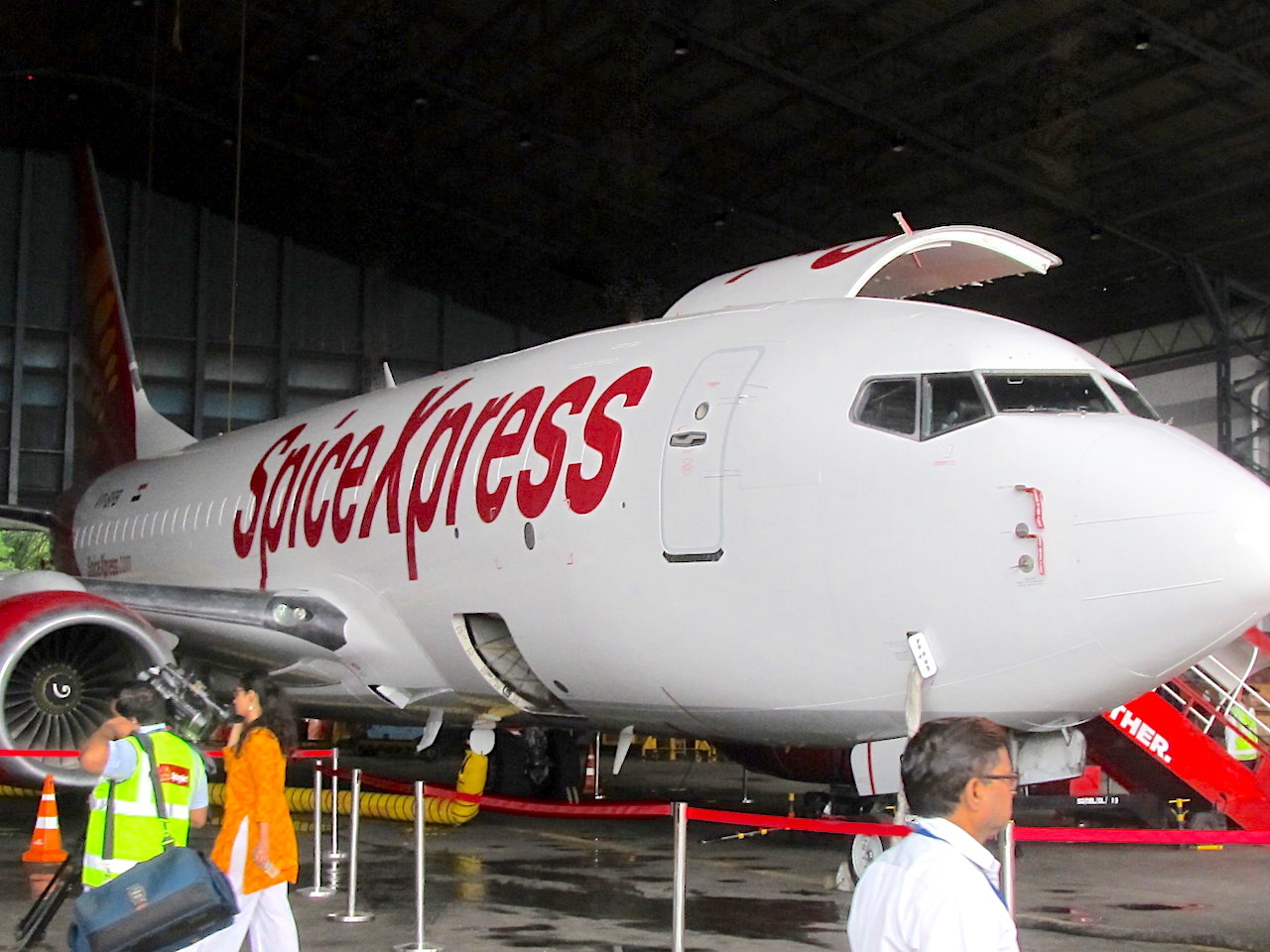 SpiceJet's SpiceXpress freighter to take flight from 18 September