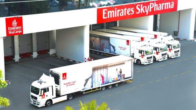 Emirates trucking