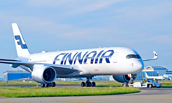 Finnair launches wide-body pax aircraft to BRU, cuts freighters