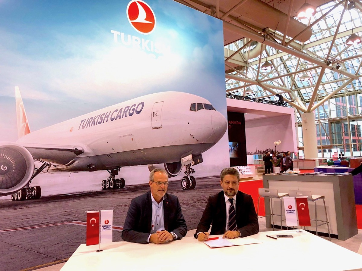 Turkish Cargo signs with CHAMP for Traxon CDMP