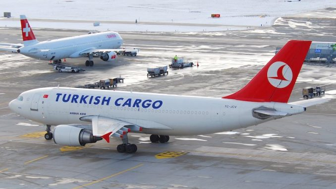Turkish Cargo A310F