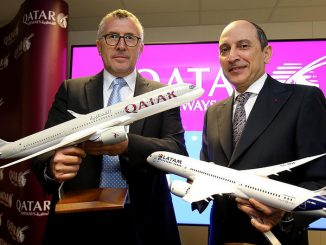Qatar Airways Latam Airlines