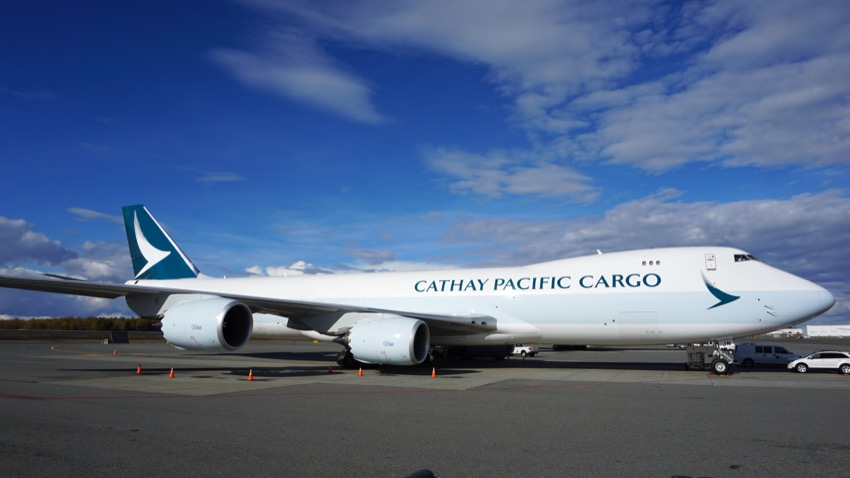 Cathay March figures down, but some improvement