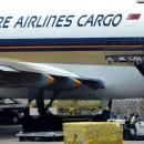 Singapore Airlines reports 7.2% decline in Nov cargo