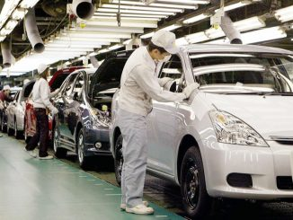 japan auto sector