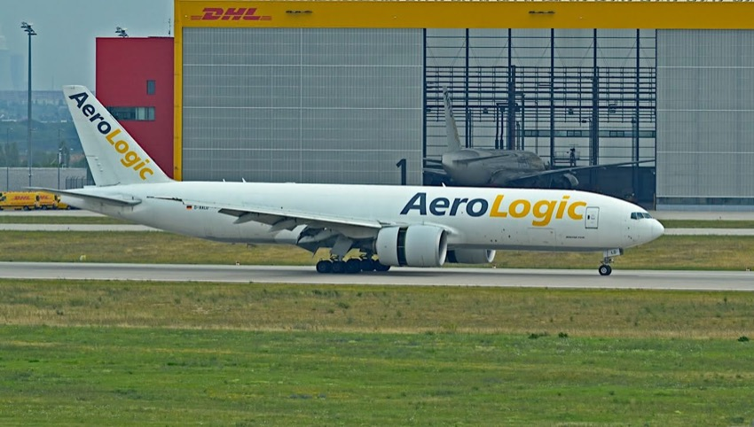 Express traffic drives record cargo volumes at Leipzig/Halle