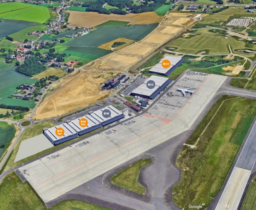 Rapid cargo growth in 2017 spurs Liege Airport to invest another €30 million