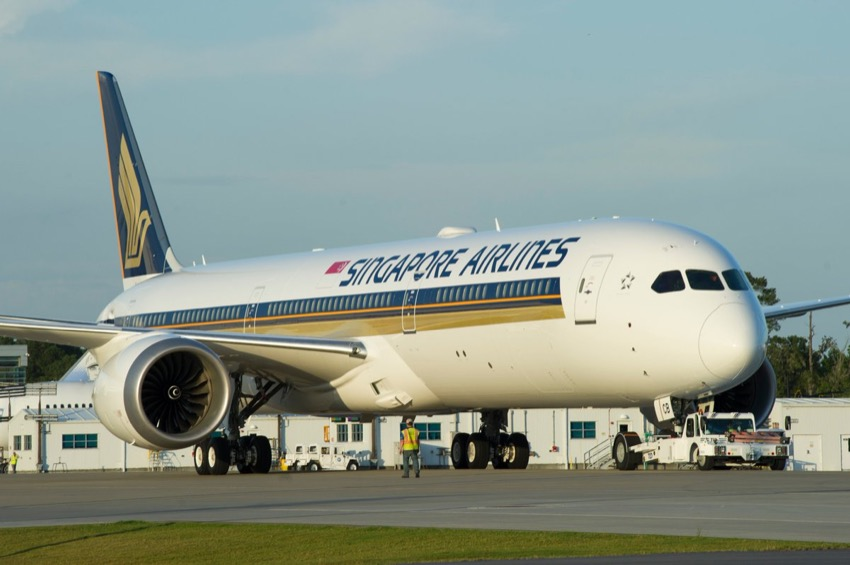 Kansai Airport will see first B787-10 courtesy of SIA