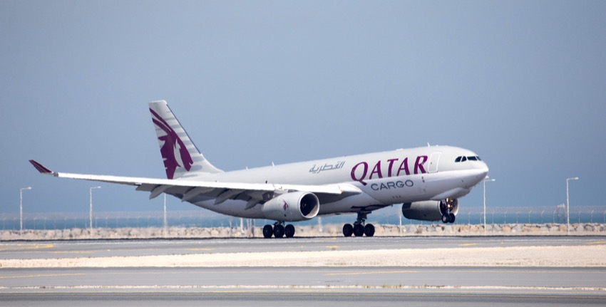 Qatar Cargo adds CSafe's newest RAP to pharma offering