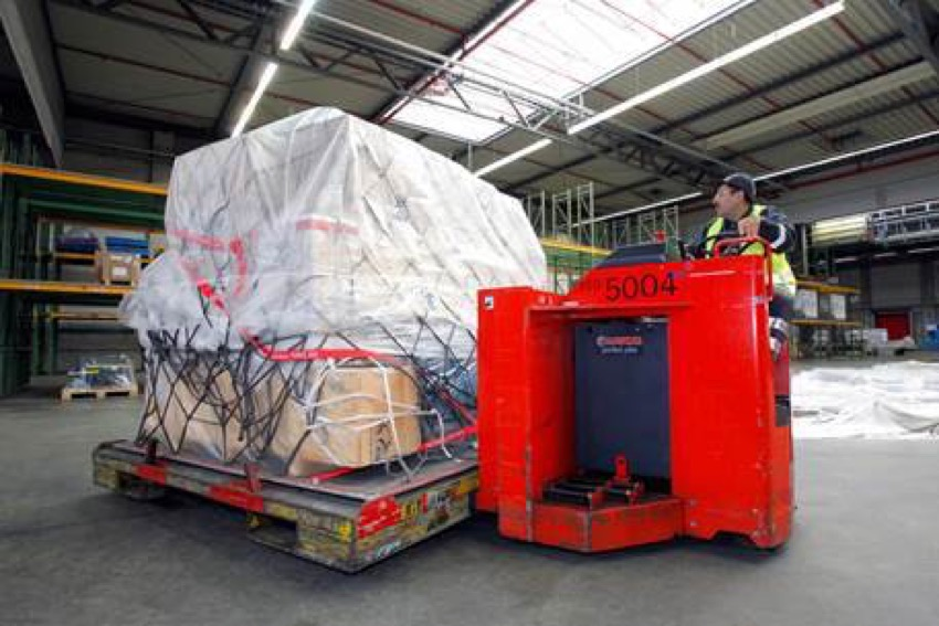 FRA launches smart air cargo trailer project