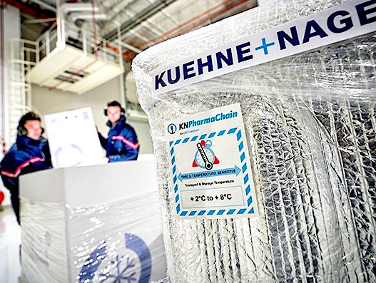 New K+N Bogotá facility taps demand for integrated logistics