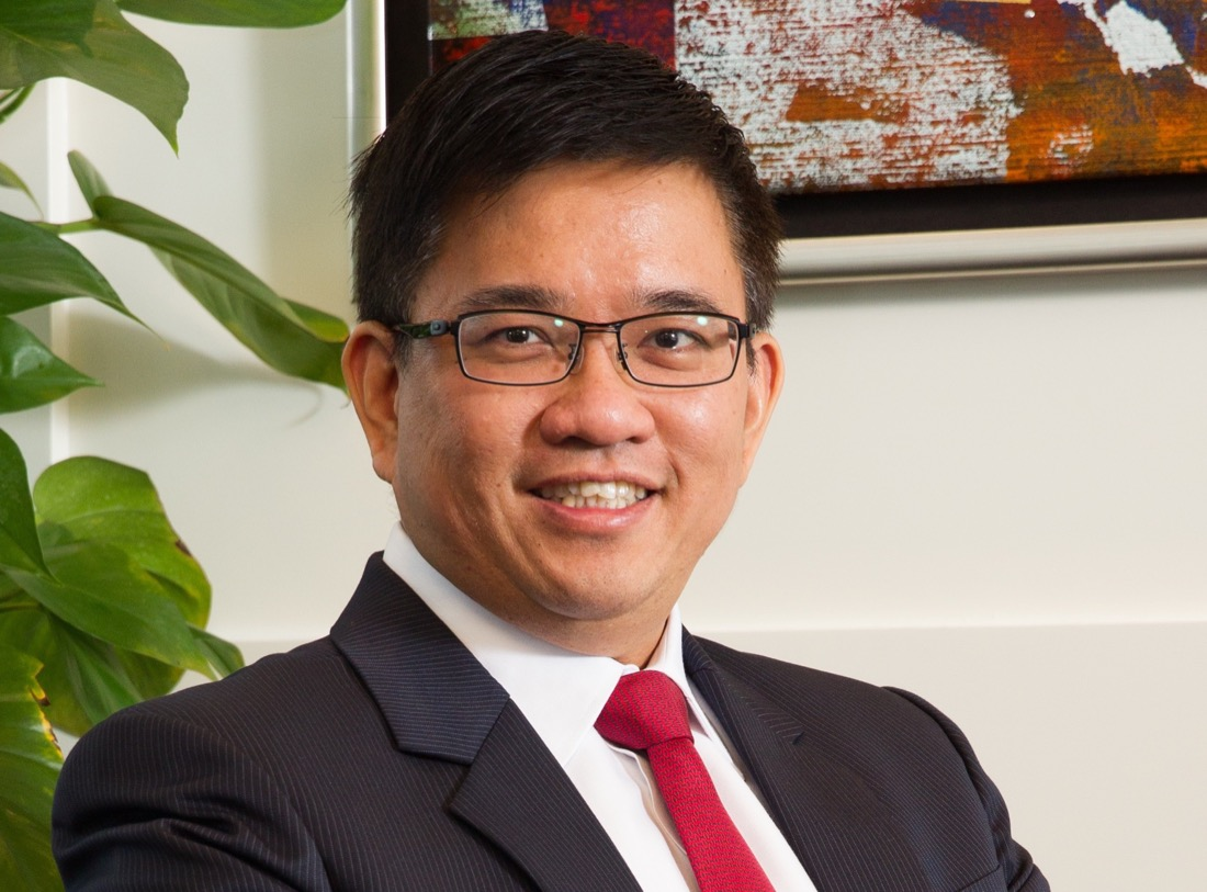 Alfred Goh @ DHL Supply Chain