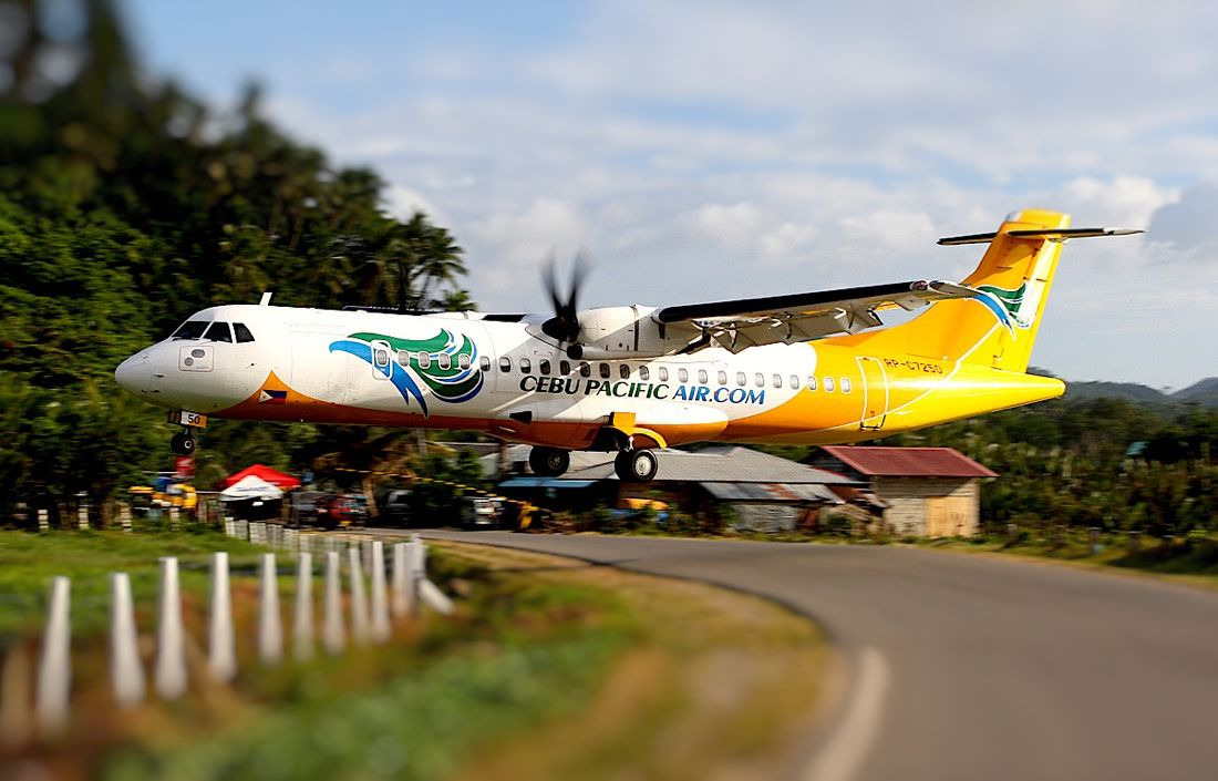 Philippines' Cebu Pacific to convert two ATR 72-500s to freighters